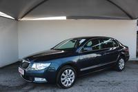 Škoda Superb 2.0 TDI 2011