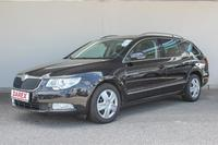 Škoda Superb 2.0 TDI 2010