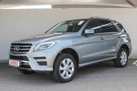Mercedes-Benz Trieda ML 3.0 TD 190AT 4Matic 2014