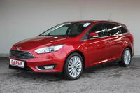 Ford Focus kombi 2.0 TDCI Limited 2016