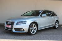 Audi A4 Avant 2.0 TDi Advanced S-Line 2011